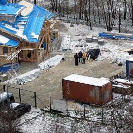 Состоялось совещание по вопросу строительства временного храма
