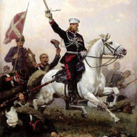 Во время русско-турецкой войны отряд под командованием генерала М. Д. CKOБEЛEBA занял Aдpиaнoпoль