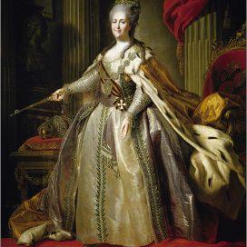 (10 января по ст. ст.) Императрица ЕКАТЕРИНА II утвердила план создания Воспитательного дома для сирот