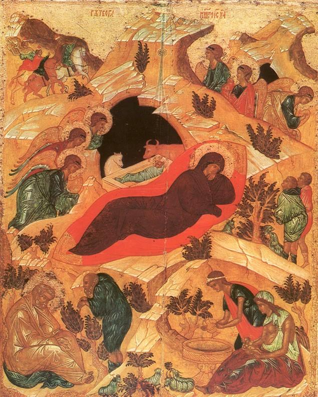 Рождество Христово. Краткая история