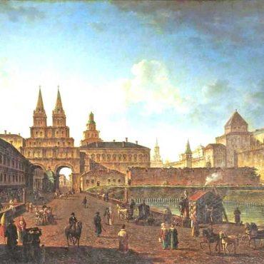1699 г. Указом ПЕТРА I в Москве учреждена Бурмистерская палата