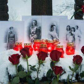 Воскресное богослужение в святом месте «Бутовский полигон» в день празднования Собора новомучеников и исповедников Церкви Русской