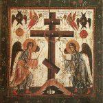 Неделя третья Великого поста Крестопоклонная