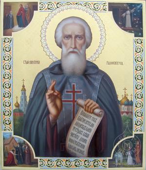 О святом преподобном Сергии игумене Радонежском