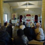 Состоялась первая встреча цикла «Беседы о святых»