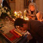 Совершён чин погребения Плащаницы