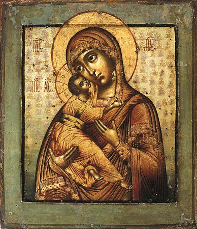 Празднество Владимирской иконе Божией Матери