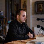 Встреча с историком-исследователем А.А. Борисюком