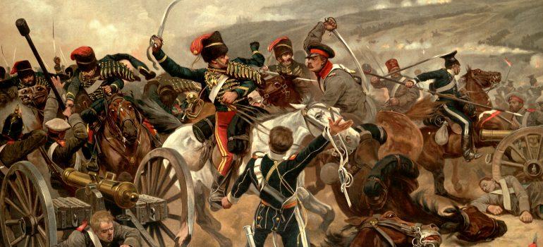 1854 — Начало Крымской войны, Англия и Франция объявили войну России