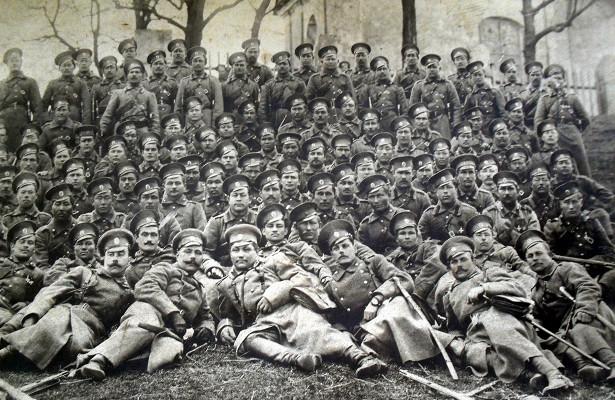 1851 г. — Образовано забайкальское казачье войско