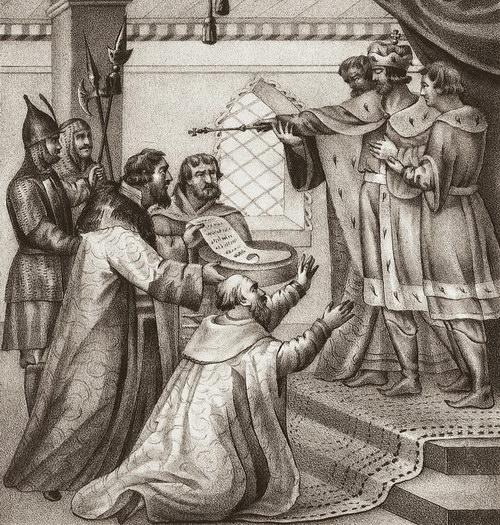 1415 – Рождение князя Василия II (Темного)