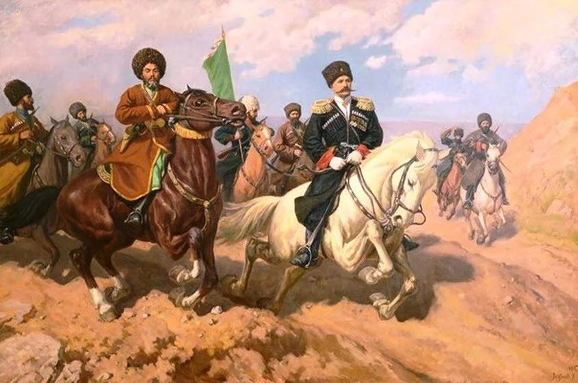 Бой на Кушке – 1885 г.