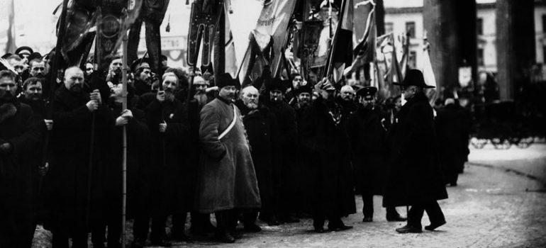 1905 год. В Москве основана «Русская монархическая партия»