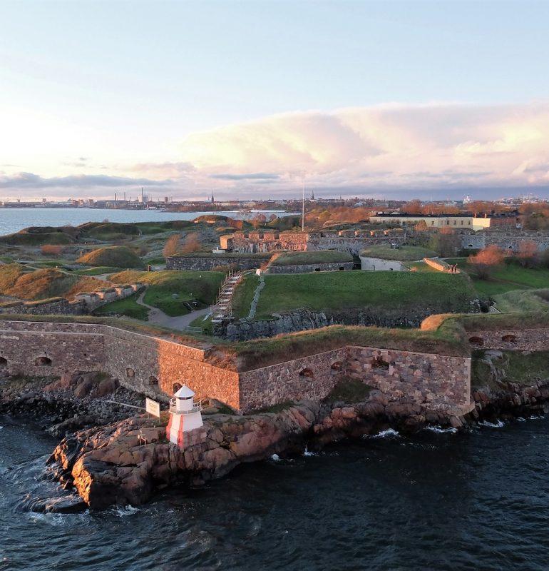 Взятие русскими «Шведской крепости»
