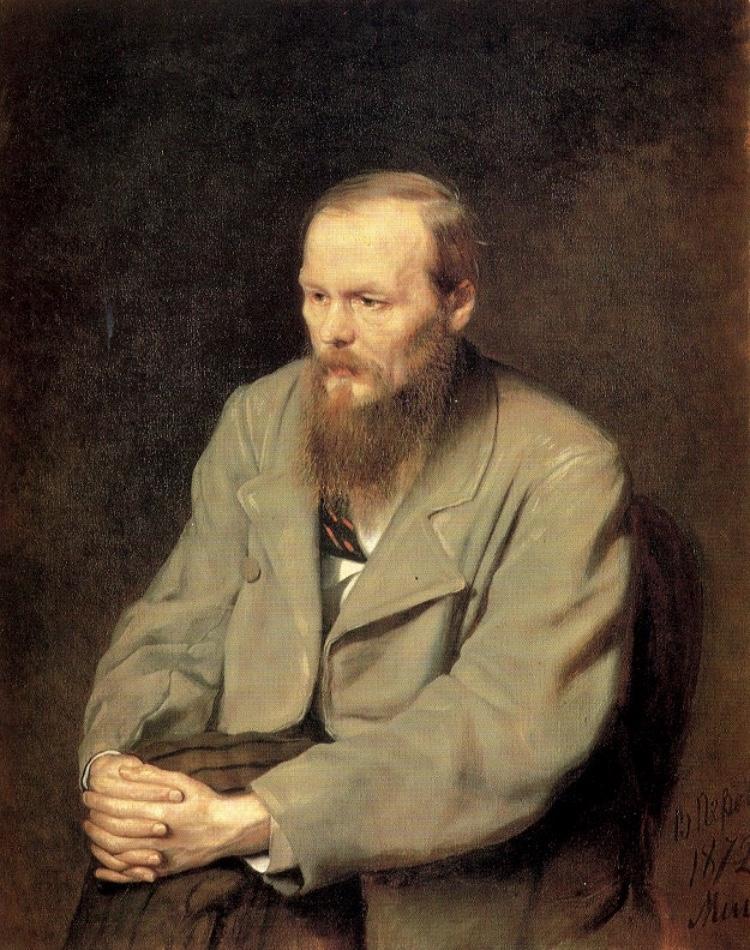 Арест Ф.М. Достоевского весной 1849 года