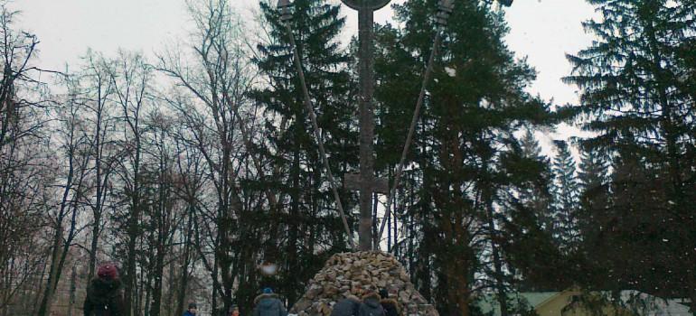 Паломническая поездка в святое место – «БУТОВСКИЙ ПОЛИГОН»