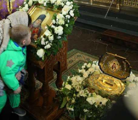 Паломническая поездка в Донской монастырь к мощам Святителя Луки Крымского