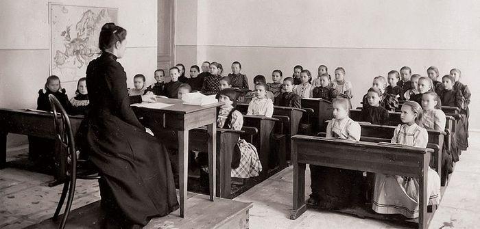 Образование при Императоре Николае II