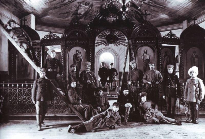 Священномученик Иоанн Пригоровский +1918