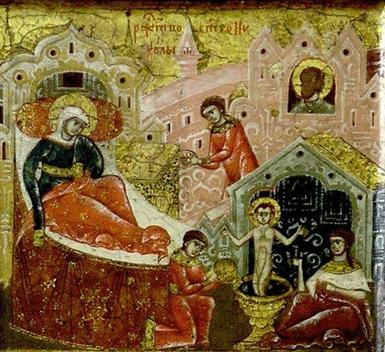 Рождество святителя Николая, архиепископа Мир Ликийских