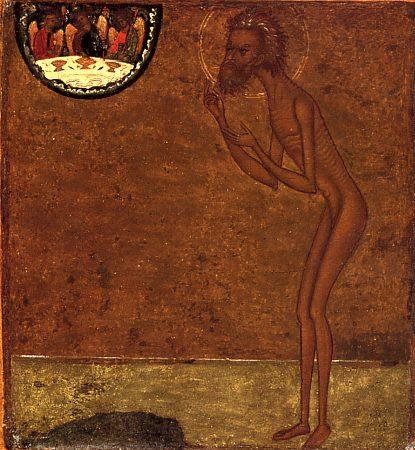Святой Блаженный Василий Московский, Христа ради юродивый, чудотворец