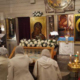 Богослужения на Праздник Успения Пресвятой Богородицы