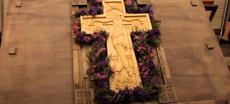 Богослужения на Праздник Воздвижения Честнаго и Животворящего Креста Господня
