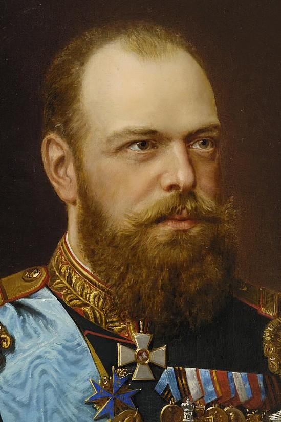 ИМПЕРАТОР АЛЕКСАНДР III – ОТЕЦ СТРАСТОТЕРПЦА НИКОЛАЯII (1845 — 1894)